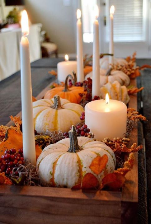 Join Kristin, One Of Our Visual Merchandisers, As She Gives You Tips And  Designs For Your Fall To Thanksgiving Table Top Decorating.
