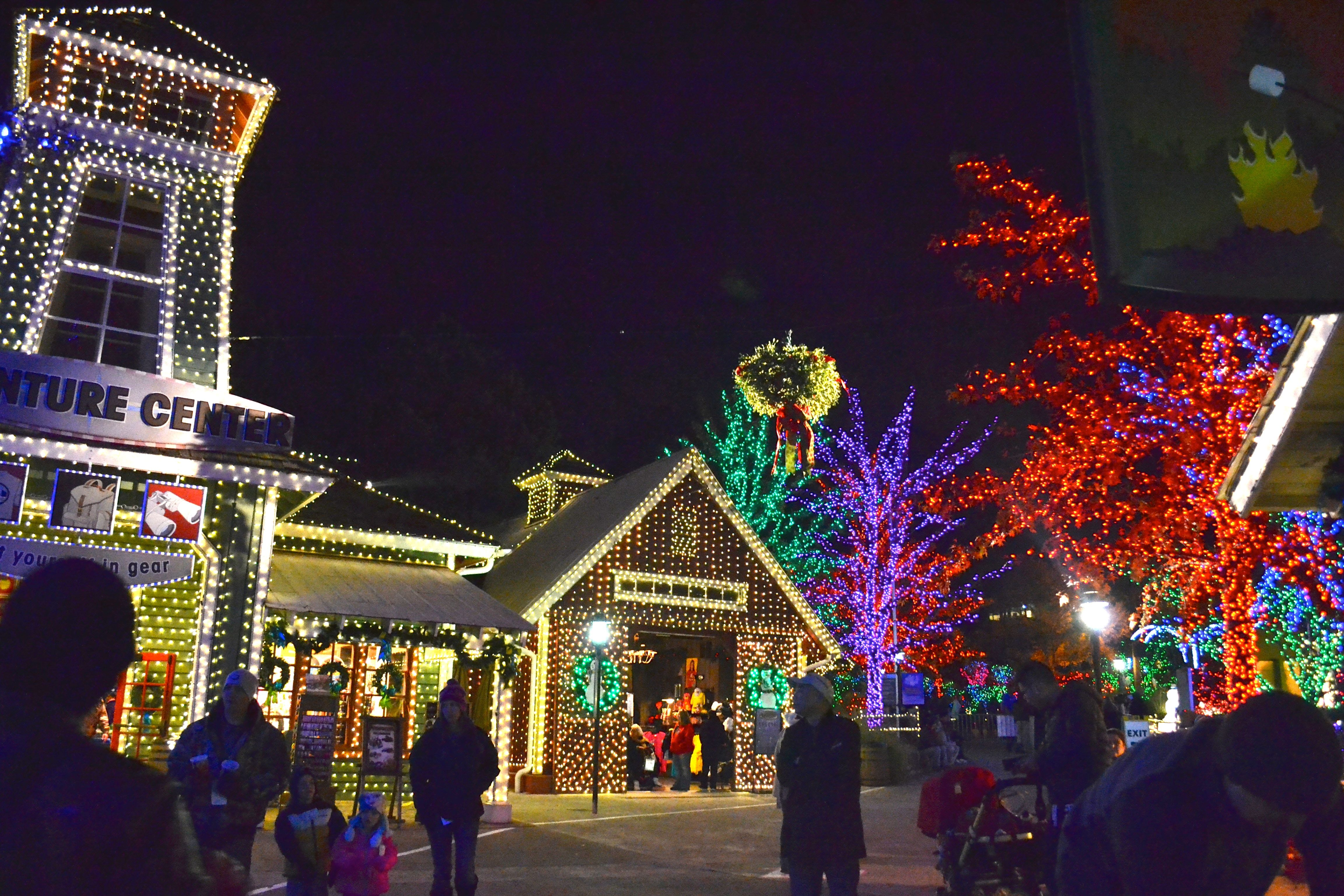 6 Local Holiday Light Shows ~ 52 Forsyth