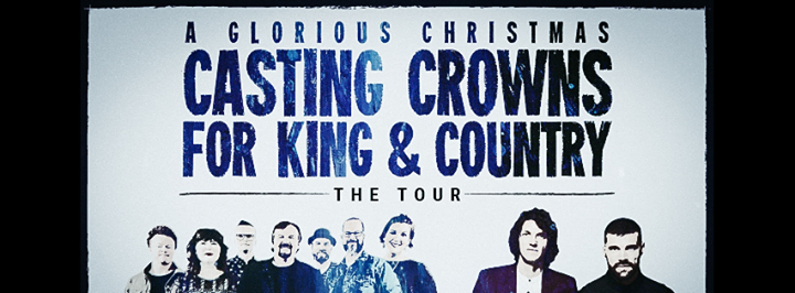 Casting Crowns Christmas.A Glorious Christmas Featuring Casting Crowns For King